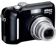 Nikon Coolpix P1 Digital Camera
