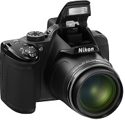 Nikon Coolpix P520 Digital Camera