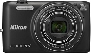 Nikon Coolpix S6800 Digital Camera