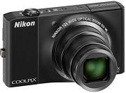 Nikon Coolpix S8000 Digital Camera