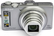 Nikon Coolpix S9300 Digital Camera