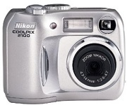 Nikon Coolpix 2100 Digital Camera