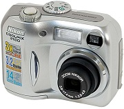 Nikon Coolpix 3100 Digital Camera