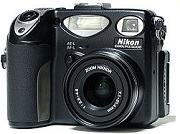 Nikon Coolpix 5000 Digital Camera