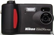 Software and Firmware for this Nikon Coolpix 700 Digital Camera