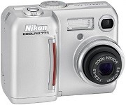 Software and Firmware for this Nikon Coolpix 775 Digital Camera