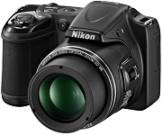 Nikon Coolpix L820 Digital Camera