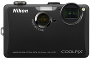 Nikon Coolpix S1100pj Digital Camera