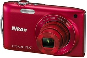 Nikon Coolpix S3200 Digital Camera