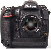 Nikon D4 Digital SLR Camera