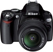 Nikon D40X Digital SLR Camera