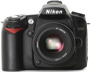 Software for this Nikon D90 DSLR Camera